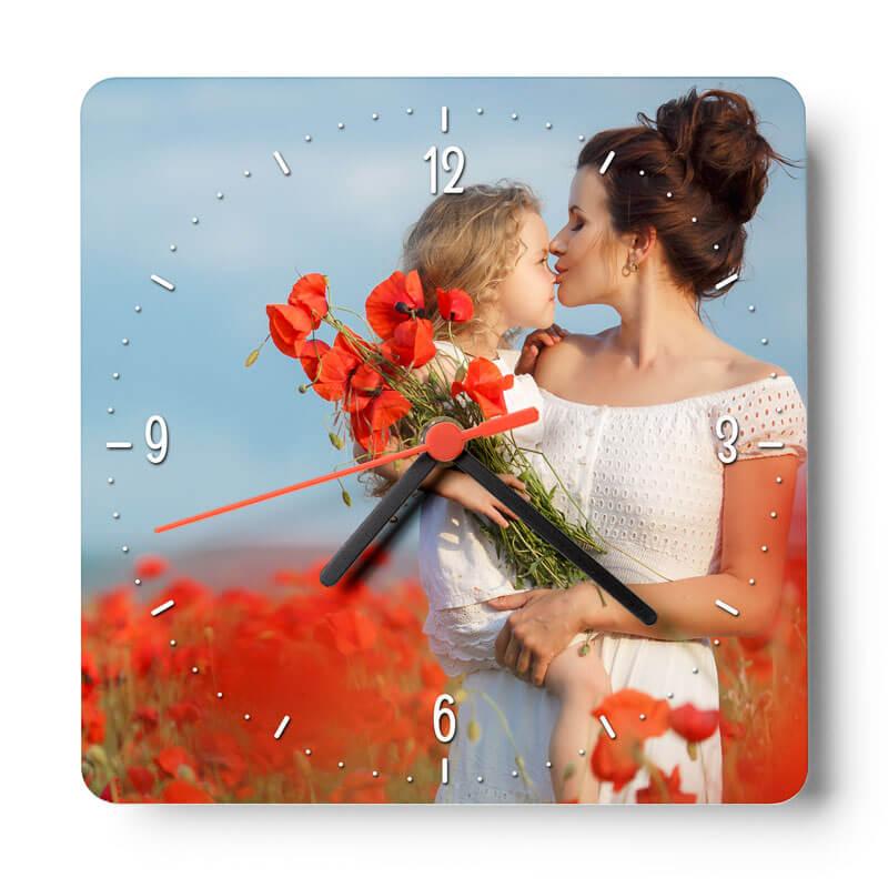 Orologio da Muro Quadrato