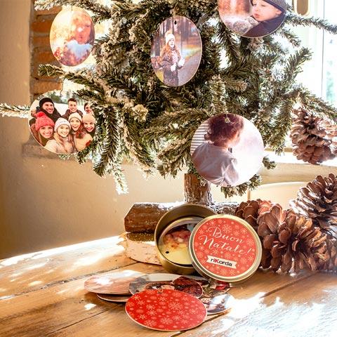 Set di palle di Natale